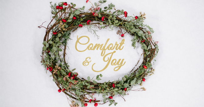 Comfort & Joy image
